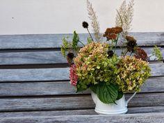 hydrangea bouquet 2