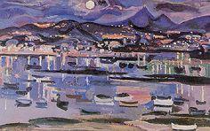 Menchu Gal - Nocturno en Fuentarrabia