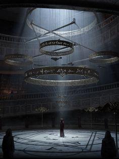 Shadow Isles - Regions - Universe of League of Legends, Dark Fantasy Art, Fantasy Artwork, Fantasy Art Landscapes, Fantasy Concept Art, Fantasy City, Fantasy Places, Fantasy Landscape, Sci Fi Fantasy, Fantasy World