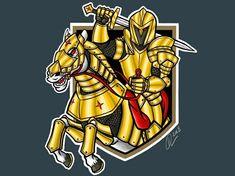 Vegas Golden Knights, Cartoon Styles, New Friends, Nhl, Iron Man, Hockey, Doodles, Fan Art, Seasons