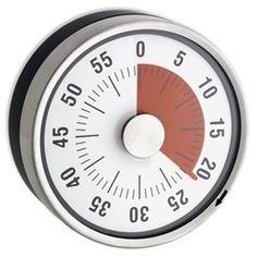 "Zeitdauer-Uhr ""Automatik"" Compact mit Magnet TimeTEX"