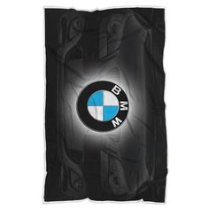 Cozy up with this custom printed sherpa blanket. Black Edition, Bmw Logo, Blankets, Logos, Collection, Logo, Blanket, Cover, Comforters
