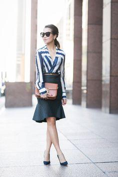 Quando precisamos ir mais formais e elegantes ao trabalho, muitas dúvidas surgem na hora de modernizar os looks! Como ser moderna sem ficar exagerada?...