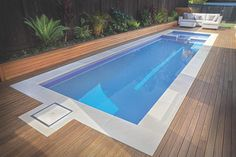 Amazing Plunge Pool Gallery | Swimming Pool Designs and Water Feature Ideas | HGTV