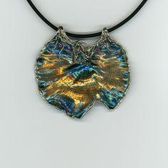 Abalone Pendant by Jonna Faulkner