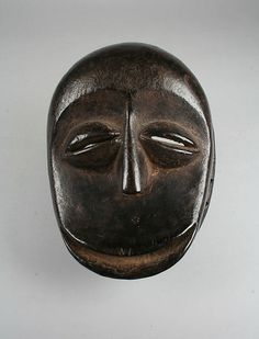Mask: Monkey Date: 19th–20th century Geography: Democratic Republic of the Congo Culture: Hemba peoples Medium: Wood, pigment