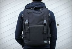 Utility Rucksack, by Cargo Works