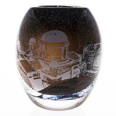 SINI MAJURI - Lasiveistos, sign. Sini Majuri 2016. Memory. Helsinki. Korkeus 20 cm. Glass Design, Design Art, Wine Glass, Glass Art, New Pins, Helsinki, Finland, Modern Contemporary, Vases