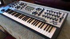 MATRIXSYNTH: Alesis A6 Andromeda Keyboard Synthesizer