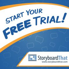 Teachers get a FREE 2 week Trial at Storyboard That! Find out more about all the exciting features you can bring to your classroom! Cause And Effect Analysis, Adventures Of Huckleberry Finn, Digital Storytelling, Instructional Design, Declaration Of Independence, American Revolution, Storyboard, Trials, Teacher Resources