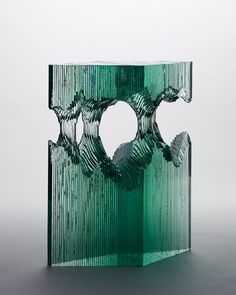 Parallels ll. Laminated, clear float glass. by Ben Young
