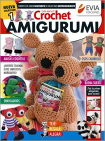 Crochet AMIGURUMI Nº 01 - 2015