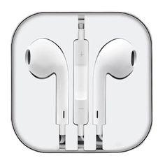 คุณภาพดี<SP>G2G หูฟัง Smart Earphone พร้อมไมโครโฟน สำหรับ iPhone/iPad/iPod สีขาว++G2G หูฟัง Smart Earphone พร้อมไมโครโฟน สำหรับ iPhone/iPad/iPod สีขาว ผลิตจากวัสดุที่มีคุณภาพสูง มี Small Talk รองรับการสนทนาทางโทรศัพท์ ให้เสียงคมชัด มีปุ่มปรับระดับเสียง สำหรับ iPhone / iPad / iPod 1 ...++