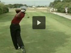 Tiger Woods 1995 Slow Motion Driver Swing PGA Tour http://www.powerchalk.com/video/14684_4C66F4AC-6482-9BFF-936A-9AF4C7190E3D/play