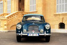 1956 ASTON MARTIN DB2/4 MKII Coupe 'Notchback'