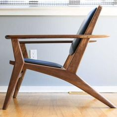 Century Furniture Ideas You Must Have Now furniture Best Mid Century Furniture Ideas You Must Have Now 48 I have a vintage chair very similar to this. Palm Springs Lounge Chair in Beige Woodworking Furniture, Wooden Furniture, Furniture Projects, Furniture Plans, Cool Furniture, Furniture Design, Woodworking Hacks, Woodworking Organization, Woodworking Joints
