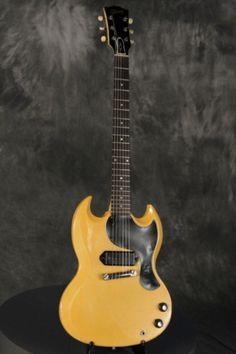 1961 Gibson SG/LP Jr. TV Yellow