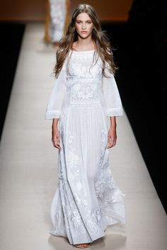 REPIN this Alberta Ferretti look and it could be yours to rent next season on Rent the Runway! #RTRxMFW