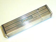 DUNHILL  CORONA  STERLING SILVER SEMI-AUTOMATIC LIGHTER - 1935 - NEW YORK - USA | eBay