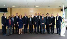 La Comisión Ejecutiva se reúne en la víspera de la sesión extraordinaria del COI