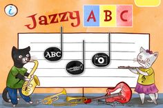 Jazzy ABC – Music Education for Kids   The iPhone Mom