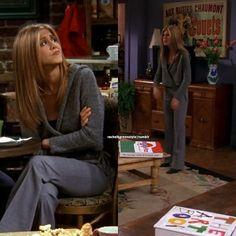 Friends Rachel Outfits, Rachel Green Friends, Rachel Green Style, Rachel Green Outfits, Friend Outfits, New Outfits, Monica Friends, Cool Outfits, Jennifer Aniston