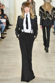 Ralph Lauren Fall 2015 Ready-to-Wear Fashion Show: Complete Collection - Style.com