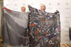 ポール・スミスがレッド・ツェッペリンとコラボした世界50枚限定スカーフ|メンズファッションニュース|GQ JAPAN