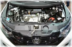 2016 Honda Civic Type R Engine