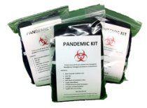 Personal Influenza-pandemic QUICKKIT Contagion Survival Edc-emergency Kit 3 EA for sale online