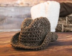 Cowboy/Cowgirl Hat by Doodlebugs and Drumsticks (Sizes NB - Child)