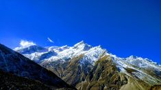 Nepal: Manaslu Mountain Trail Race Trail Races, Mountain Trails, Run Around, Trail Running, Nepal, Mount Everest, How To Memorize Things, Around The Worlds, Racing