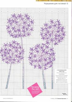 Cross stitch pattern-i know its in russian but i love this pattern!