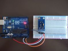 Measurement of illuminance with a BH1750FVI Breakout Board (GY-30) and an Arduino Uno