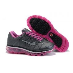 new product 20476 a7184 Femme Nike Air Max 2011 Leather Gris Violet88,98€