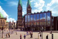 Haus der Bürgerschaft (State Parliament), © Fotodesign Czerski / BTZ Bremer Touristik-Zentrale