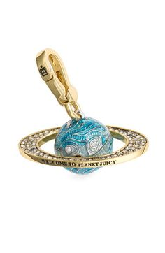 Juicy Couture 'Saturn' Charm