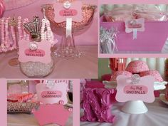 Pink and Fabulous 1st Birthday Party Birthday Party Ideas | Photo 3 of 8 | Catch My Party