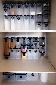 Utterly Organised: Pantry Organisation & Client Makeover Pictures by Utterly Organised