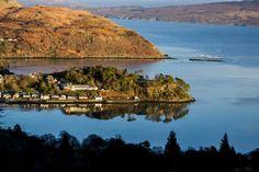 Portree , Isle of Skye