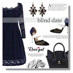 """""""#blinddate"""" by fashion-pol ❤ liked on Polyvore featuring Bobbi Brown Cosmetics"""