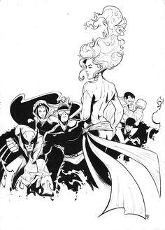 The X-Men by Joëlle Jones *