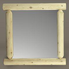 Cedar Wilderness Mirror