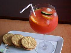 Nigerian Chapman : How to Make Chapman (Nigerian special cocktail), nigerian food tv