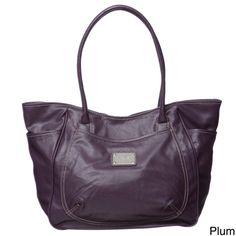 Nine West Continental Large Shopper Bag | Overstock.com