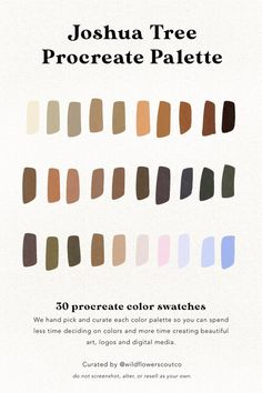 — Wildflower Scout Co. Palette Art, Colour Pallette, Colour Schemes, Pantone Colour Palettes, Pantone Color, Color Psychology, Color Studies, Oui Oui, Color Swatches