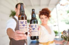 "fabulous wedding ""branding"" in this ranch wedding in Santa Cruz   sun and sparrow"