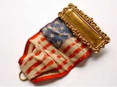<3 Antique flag pin. Fourth Of July Decor, 4th Of July, American Pride, American Flag, Patriotic Images, Oh Beautiful, I Love America, Let Freedom Ring, Star Spangled