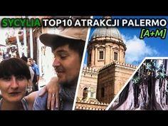 #Palermo #Sycylia Top 10 najfajniejszych miejsc :) Wideo