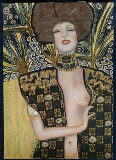 Created by Sossi, inspiration by Klimt & Willowing